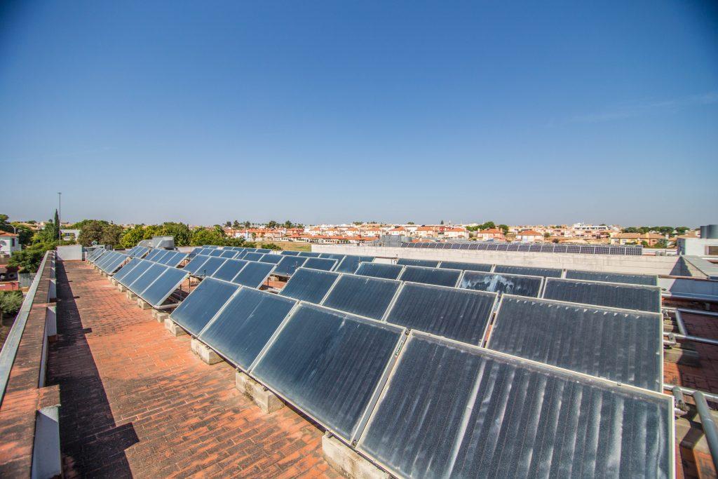 Intalacion Energía Solar
