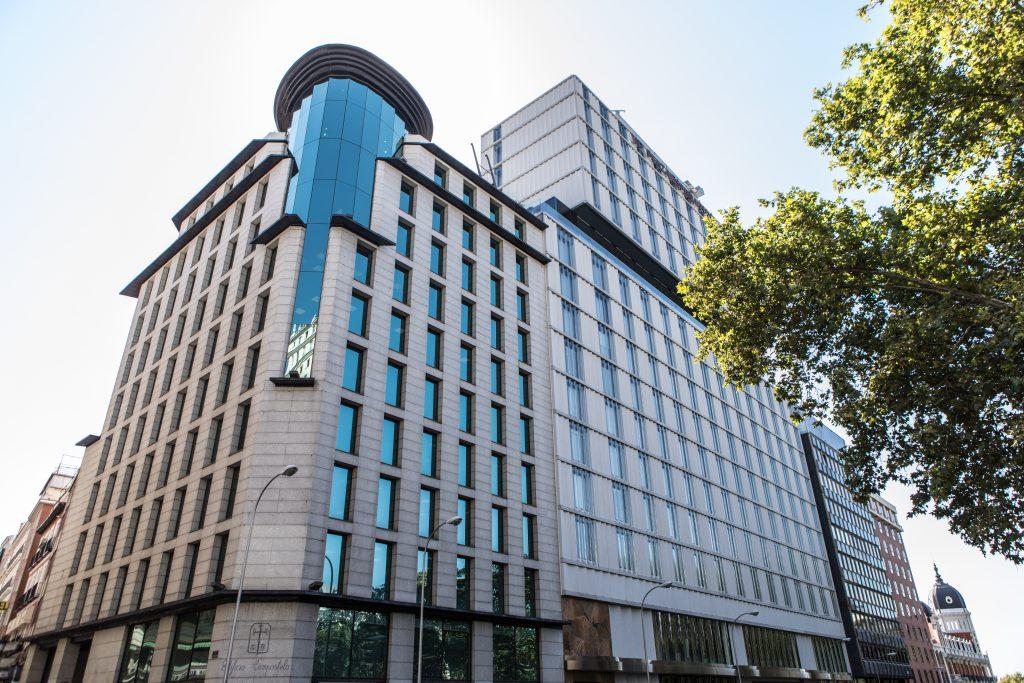 Instalaciones en edificios de oficinas