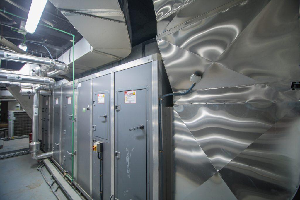 Instalaciones de climatizacion