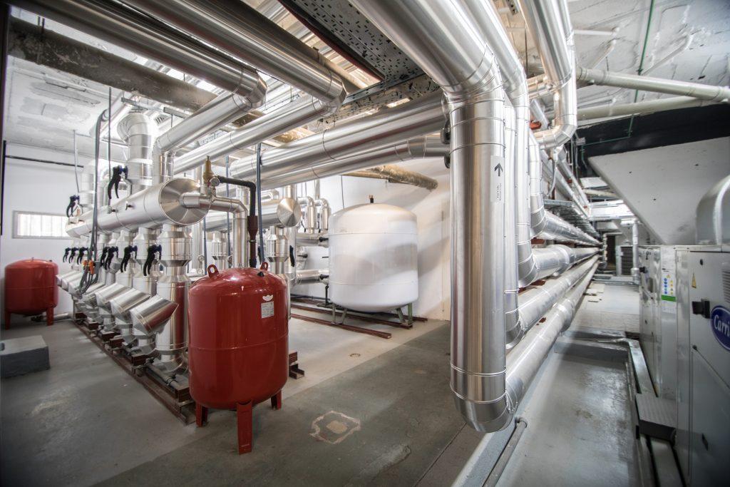 Instalaciones de ventilacion