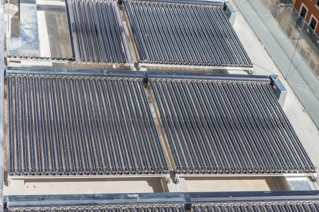 Instalaciones ventilacion