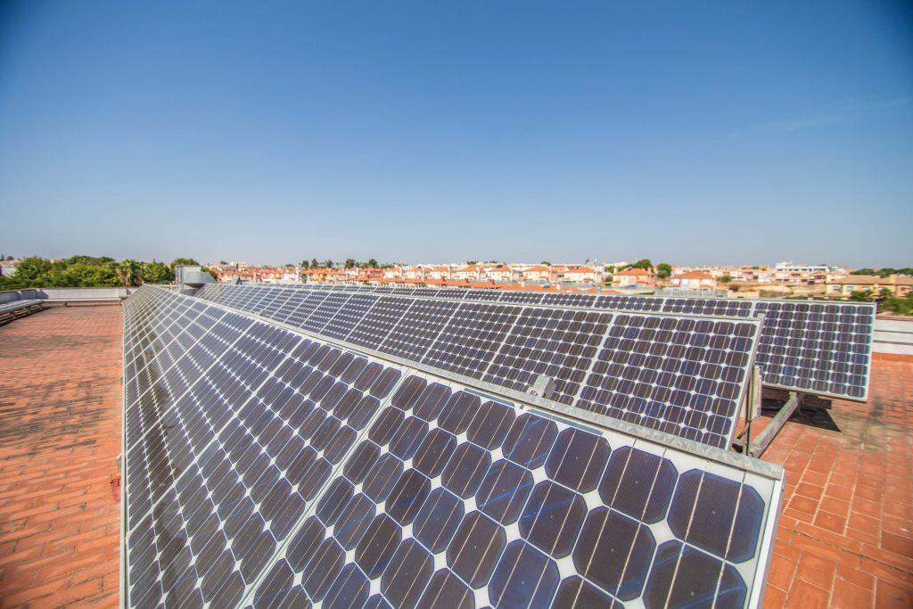 Instalacion paneles solar