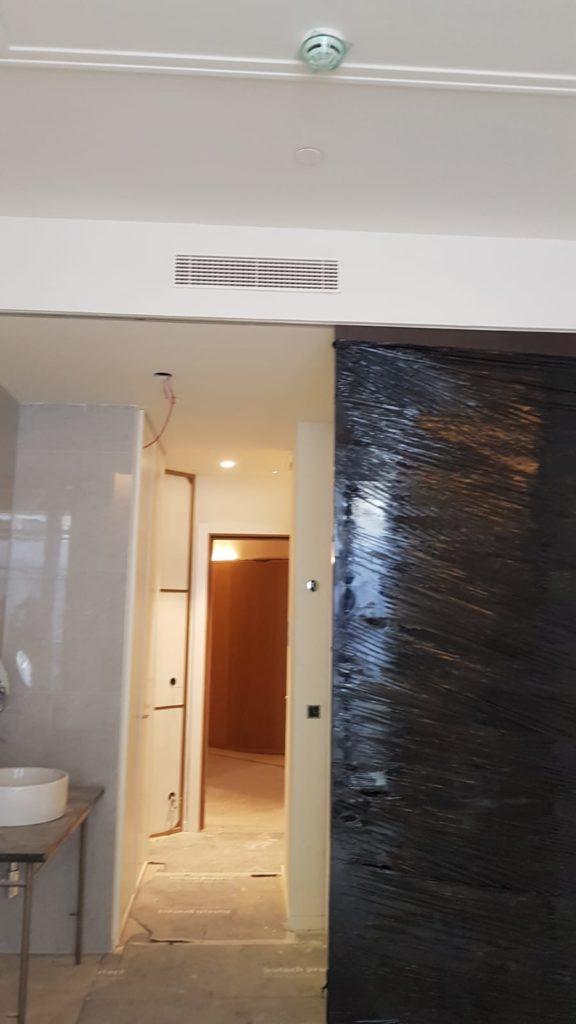 Instalaciones climatizacion hoteles