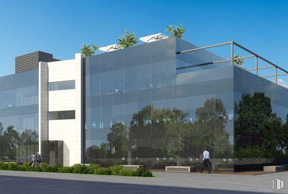 Instalaciones climatizacion edificio de oficinas