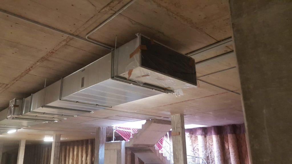 Ventilacion de garages
